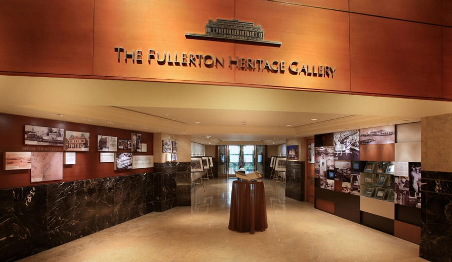 The Fullerton Hotel, Downtown Core