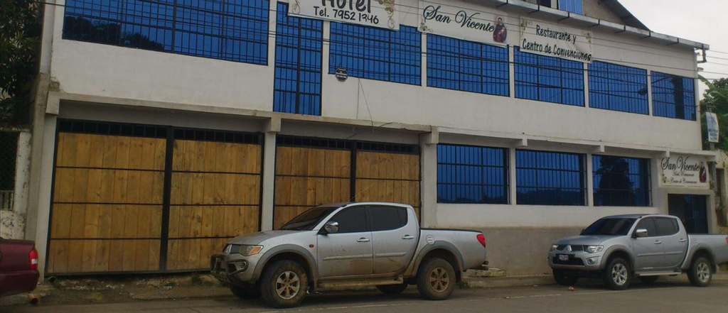 Hotel San Vicente, Cobán