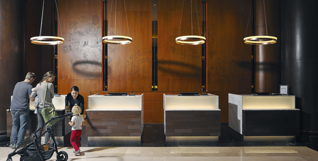 Swissotel Merchant Court Hotel (SG Clean Certified), Singapore River