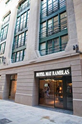 May Ramblas Barcelona, Barcelona