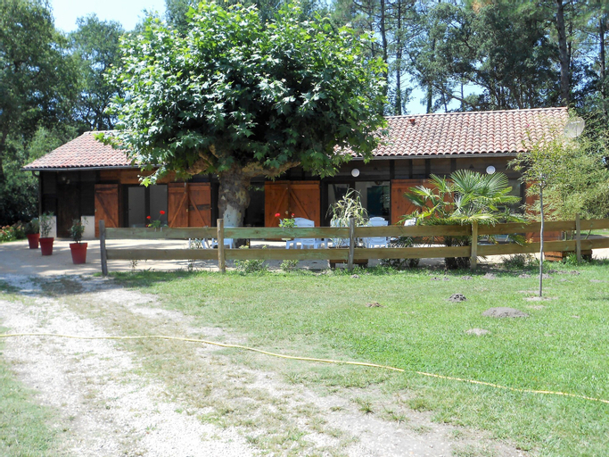 Gîte l'Airial de Bergan, Landes