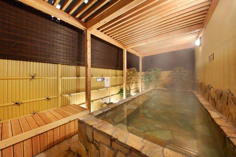 Hotel & Spa TOPOS Sendai Station - Caters to Men, Sendai