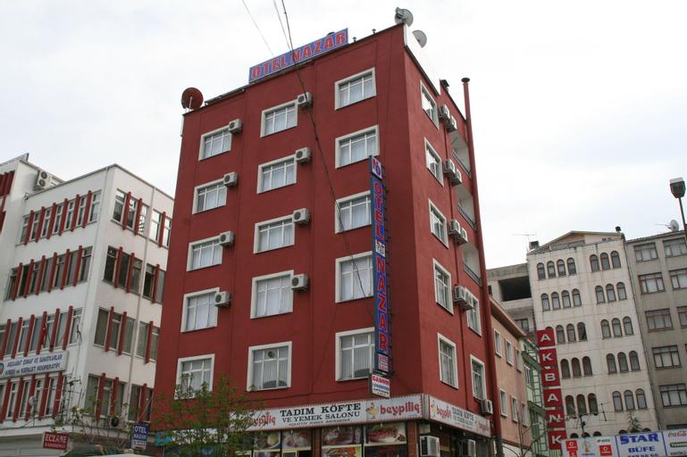 Otel Nazar, Akçaabat