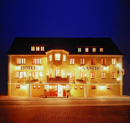 Hotel und Gasthof Spessarttor, Main-Spessart