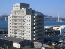Hotel Route-Inn Mojikou, Kitakyūshū