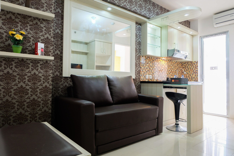 Comfort and New Renovation 2BR Bassura City Apartment By Travelio, East Jakarta