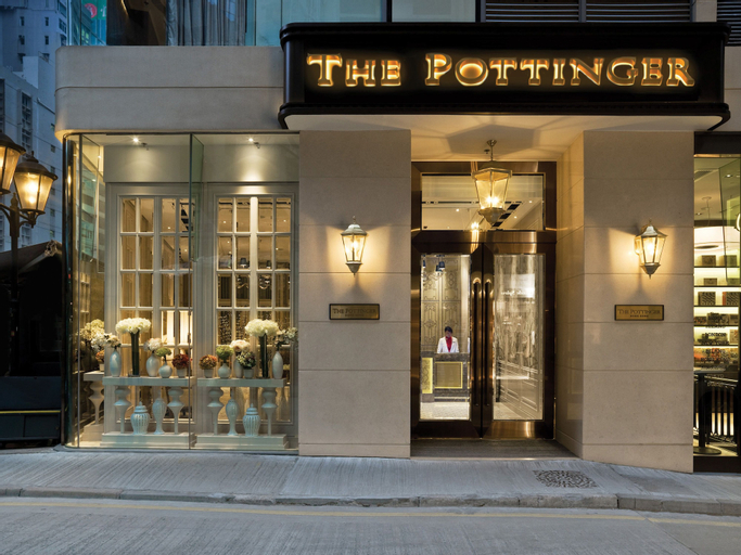 The Pottinger Hong Kong, Central and Western