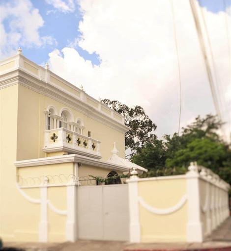 Palacio de Jocotenango Hotel, ZONA 2