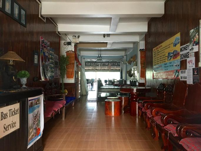 Domon Guesthouse, Vangvieng