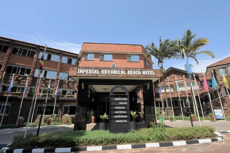 Imperial Botanical Beach Hotel, Entebbe
