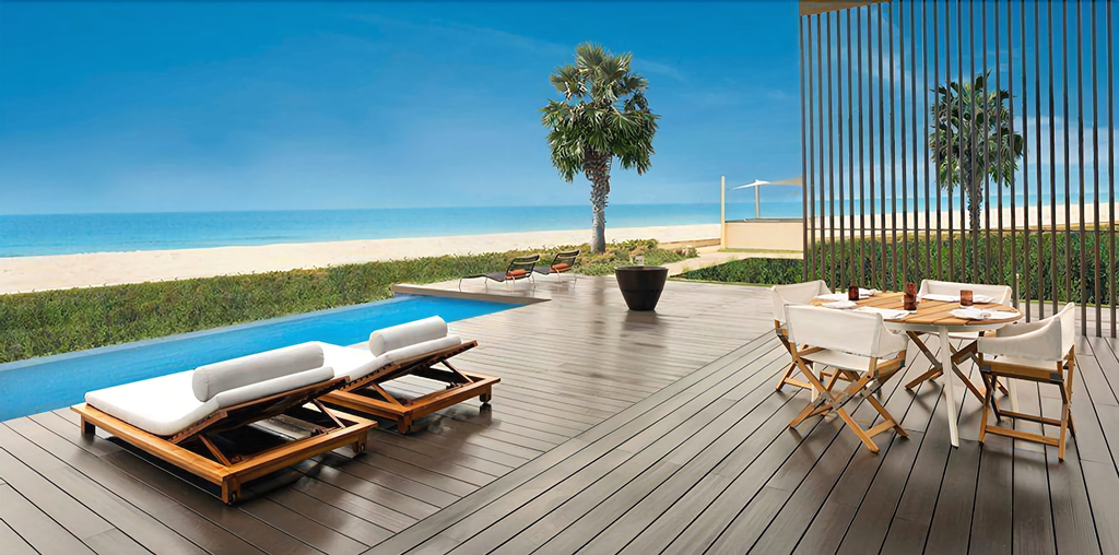 The Oberoi Beach Resort, Al Zorah,