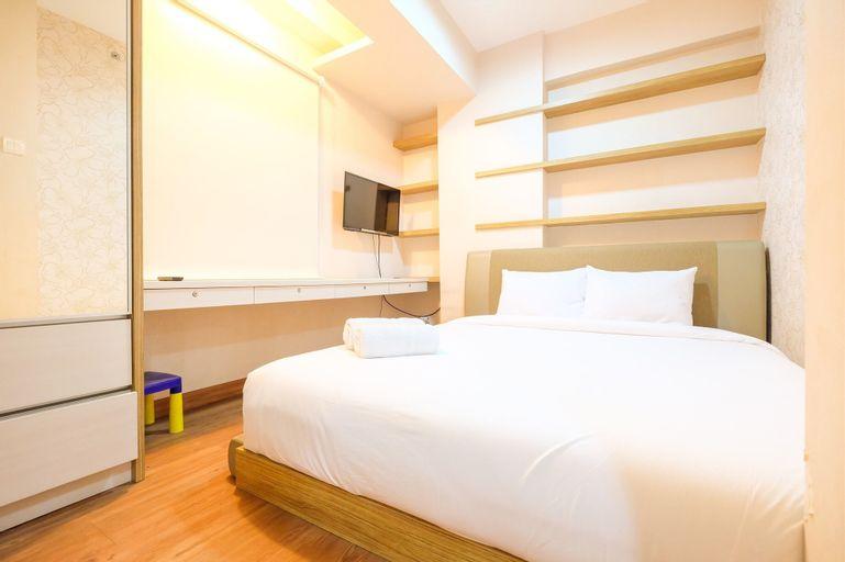 Modern Minimalist Green Bay Apartment, North Jakarta
