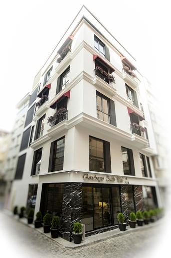 Gardenya Suit Hotel, Merkez