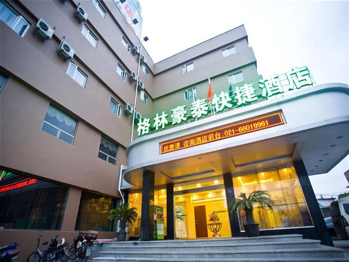 GreenTree Inn Shanghai Meilan Lake Hutai Road Express Hotel, Shanghai