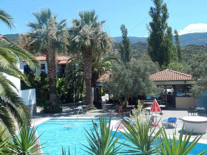 Anaxos Garden, North Aegean