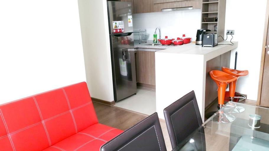 Apart Suites, Cordillera
