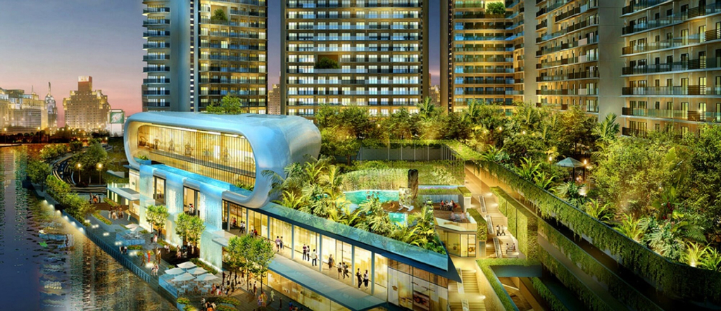 SIGLO SUITES @ The Acqua Private Residences, Makati City
