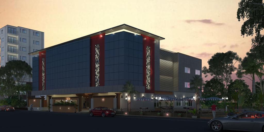Hotel Lubumbashi, Lubumbashi