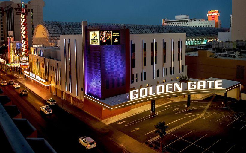 Golden Gate Hotel and Casino, Clark