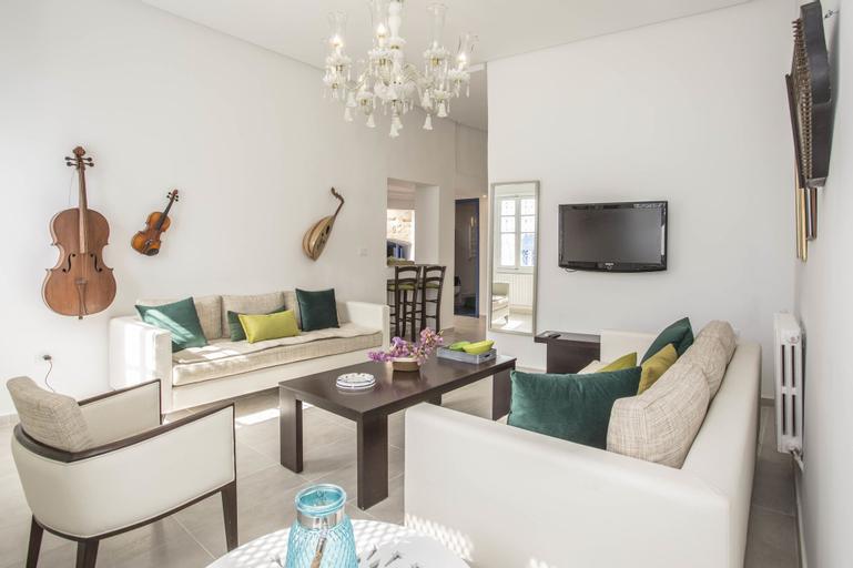 Appartement Les Musiciens, Carthage
