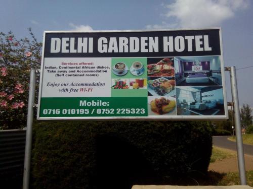 delhi garden hotel, Fort Portal