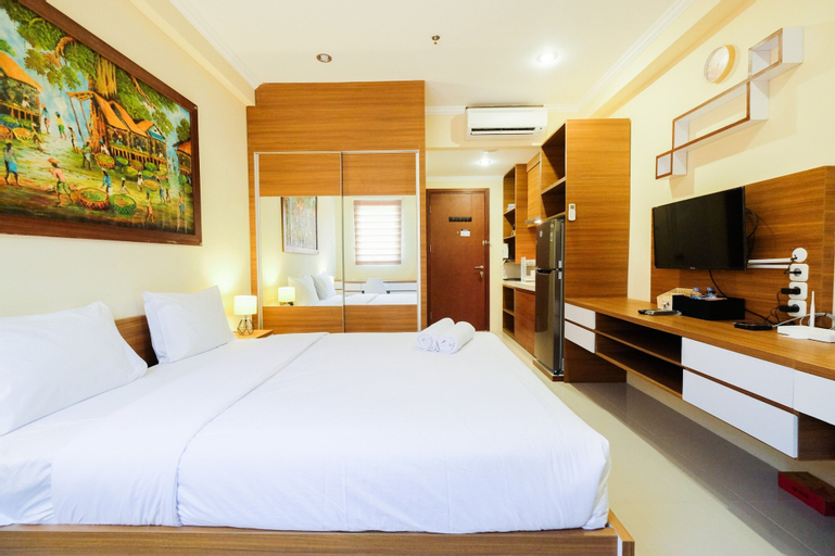 Private Studio Room Signature Park Grande Apartment, East Jakarta