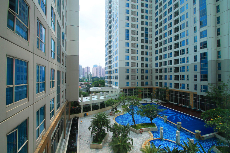 Casa Grande Apartment by Mediapura, Jakarta Selatan