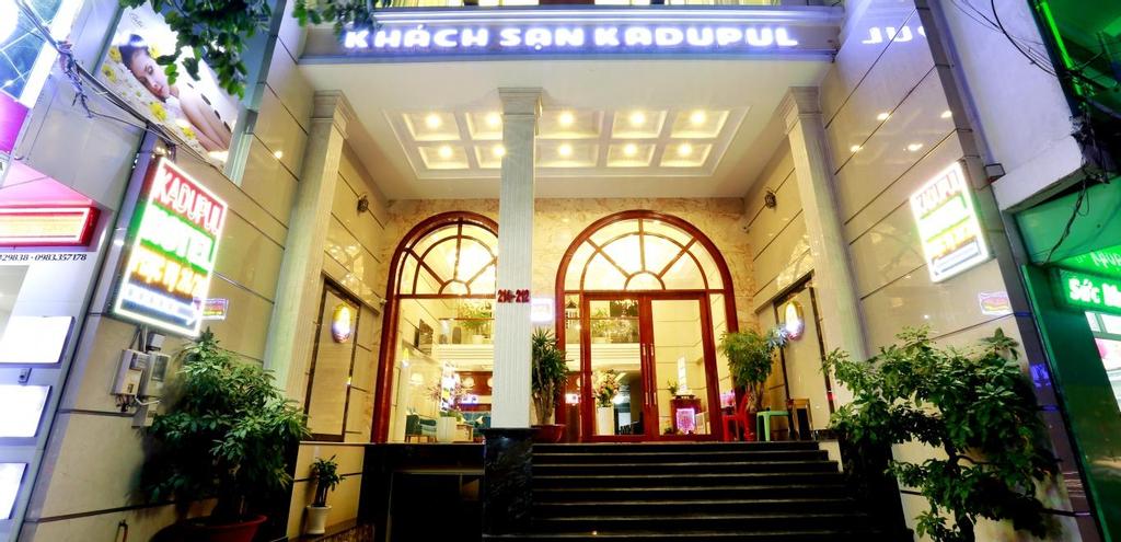 Kadupul Hotel, Gò Vấp
