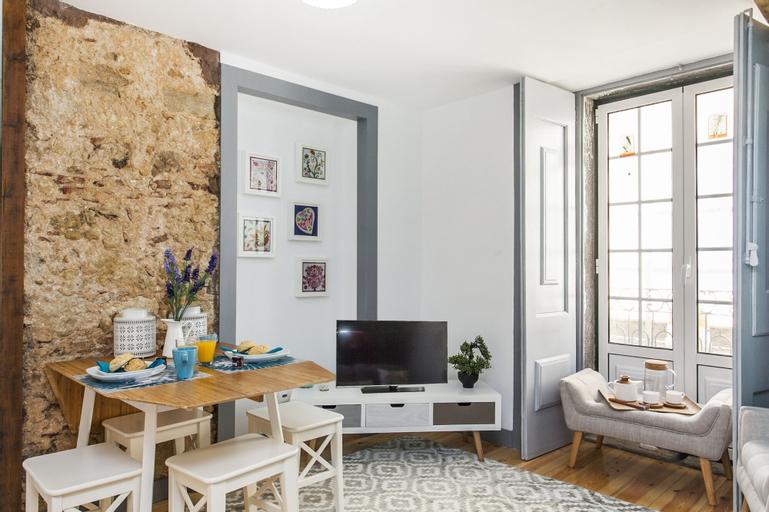 LxWay Apartments Elevador da Bica, Lisboa