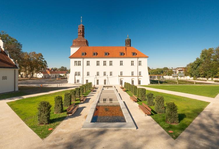 Chateau Clara Futura, Praha - západ