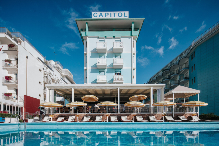 Hotel Capitol, Venezia