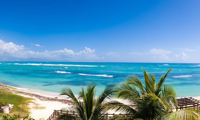 Beach Front White Sand Villa,