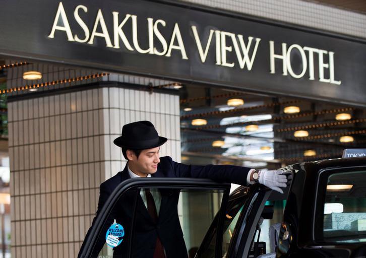Asakusa View Hotel, Taitō
