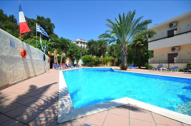 Mega Hotel, Ionian Islands