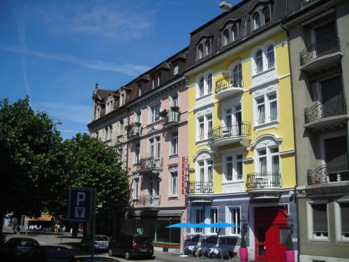 Hotel Ambassador, Solothurn