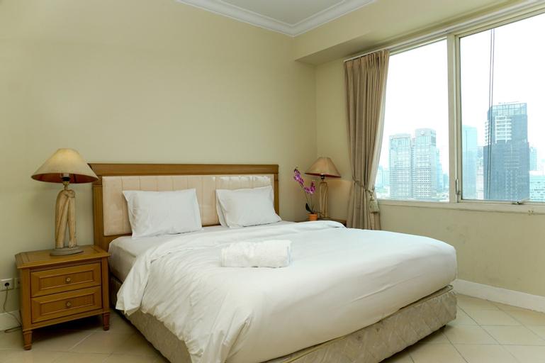 Best Price 3BR at Batavia Apartment, Central Jakarta