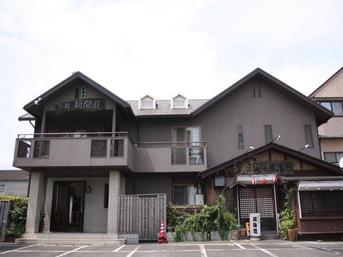 OYO Hotel Shinkaisou Oita Takajou, Ōita