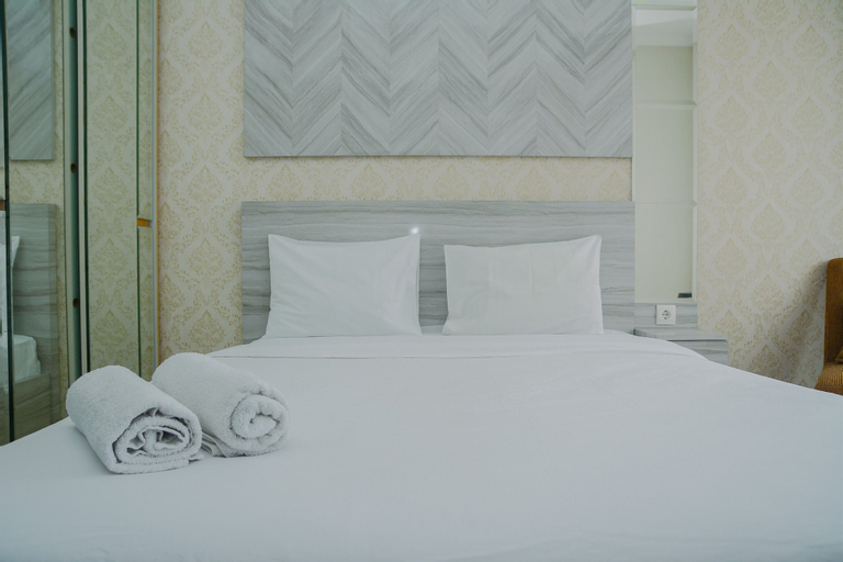 Relaxing Studio Apartment at Menteng Park By Travelio, Central Jakarta