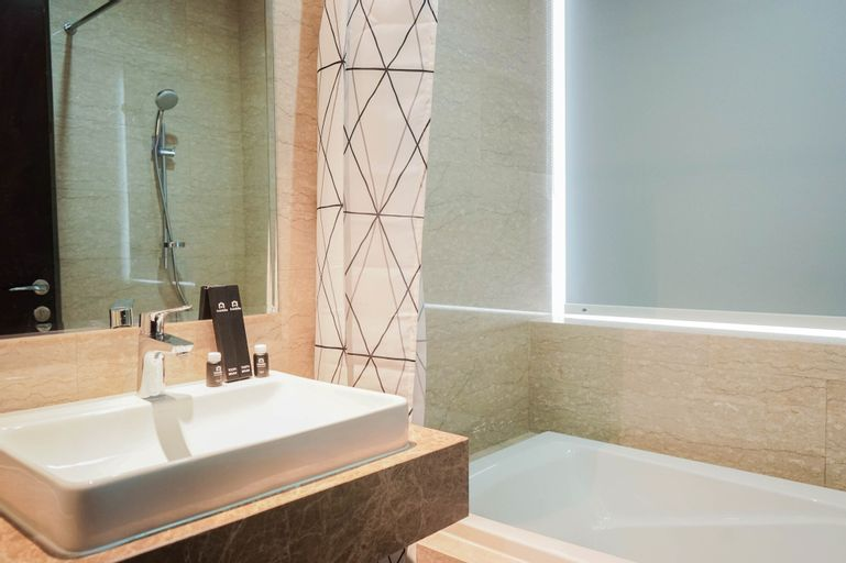Wonderful 2BR Menteng Park Apartment with Private Lift, Central Jakarta