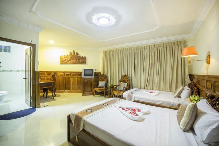 International Hotel, Svay Pao