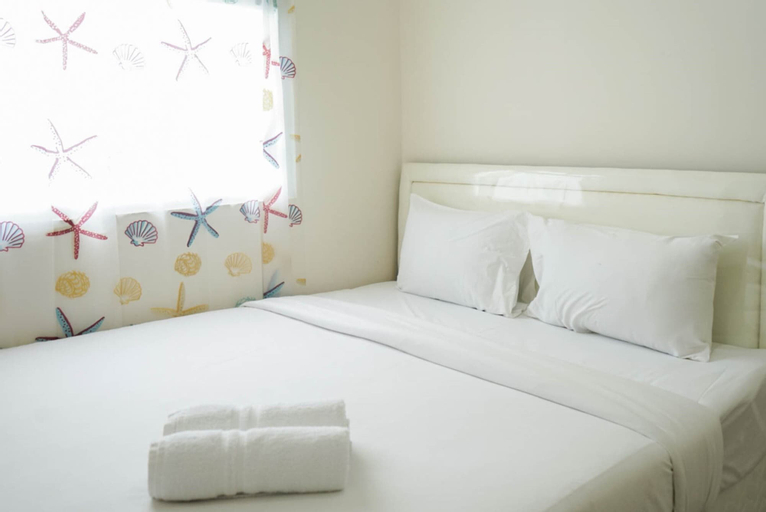Comfortable 2BR Apartment at Green Pramuka near Mall By Travelio, Central Jakarta