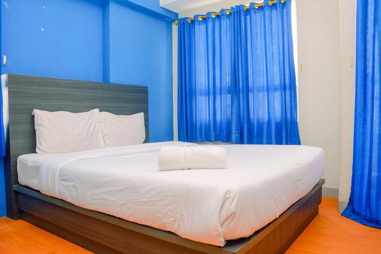 Affordable Price Studio Apartment at Taman Melati Margonda By Travelio, Depok
