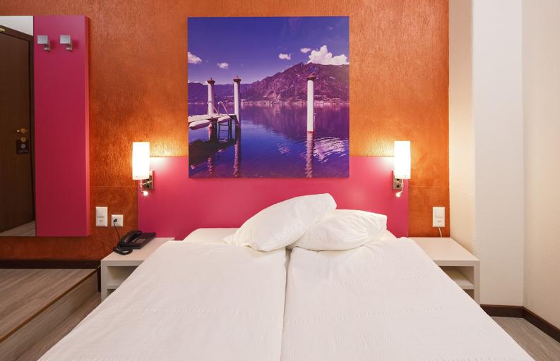Acquarello Swiss Quality Hotel, Lugano