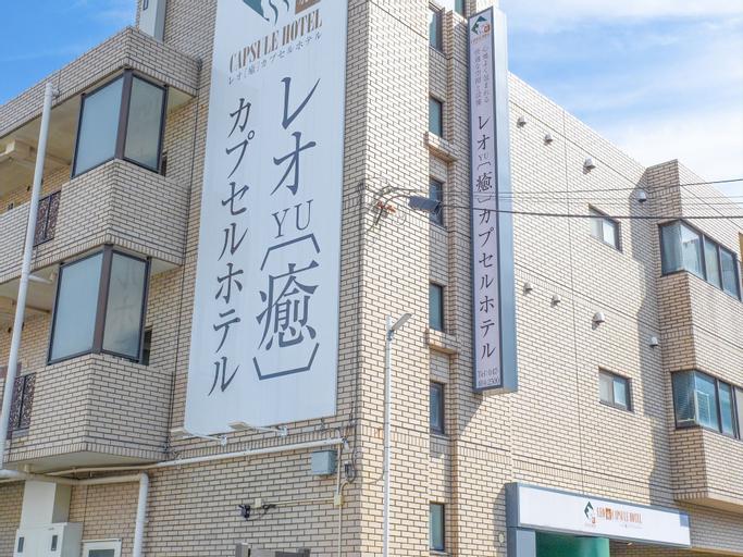 LEO YU CAPSULE HOTEL Nishi Funabashi, Funabashi