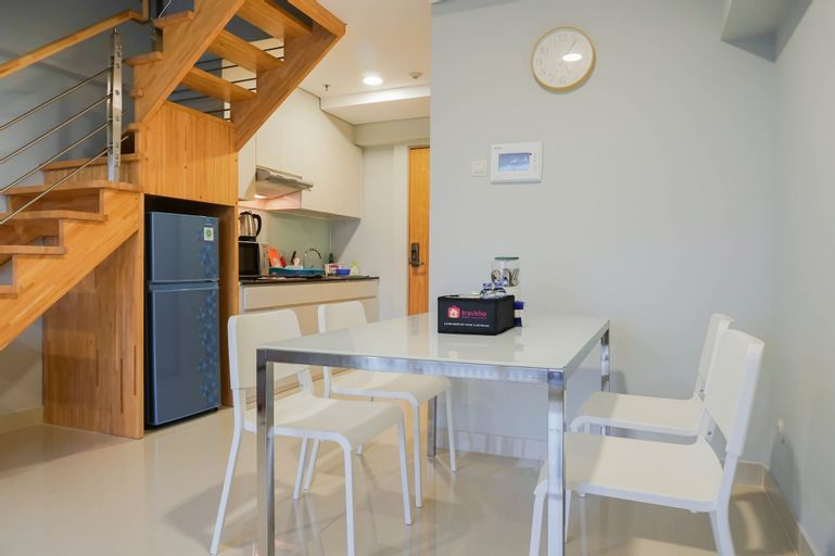 Modern 2BR Apartment at Maqna Residence, West Jakarta
