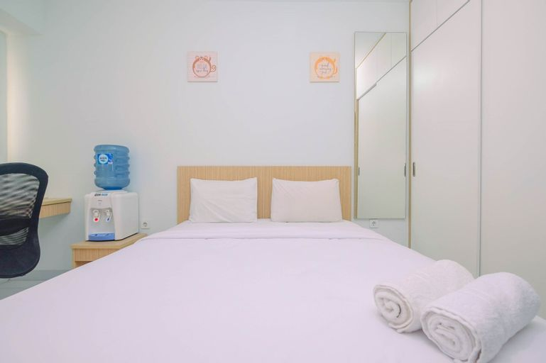 Simple and Minimalist Studio Apartment at Ayodhya Residences, Tangerang