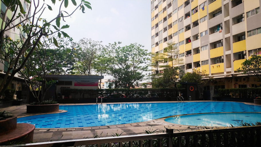 Affordable 2BR at Sentra Timur Apartment By Travelio, East Jakarta