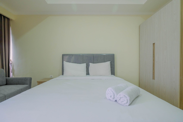Brand New Studio Apartment at Menteng Park By Travelio, Central Jakarta