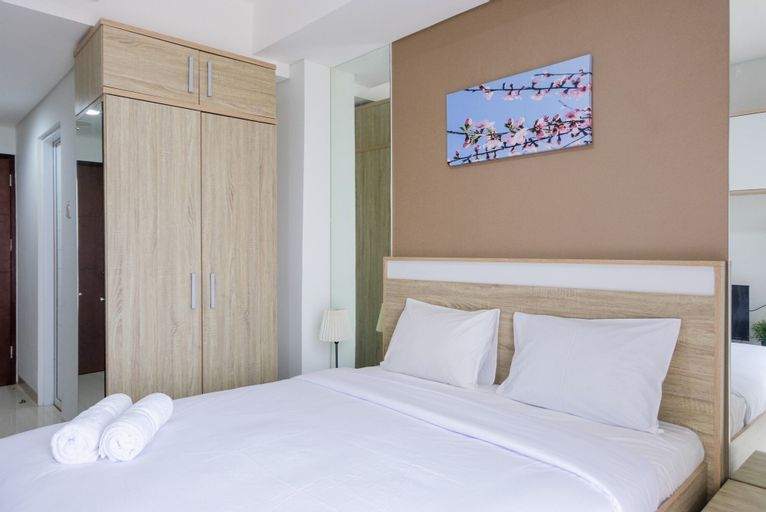 Luxurious and Cozy Studio Springwood Apartment, Tangerang