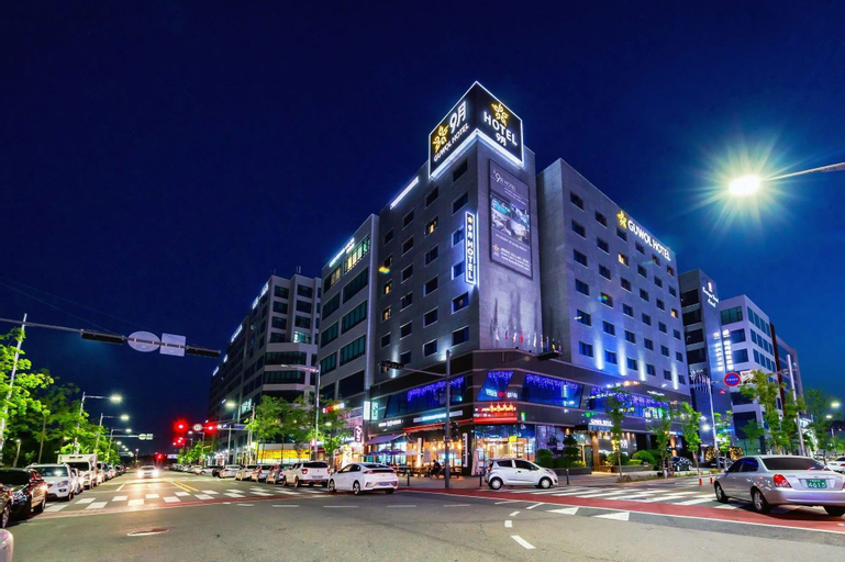 Guwol Hotel, Namdong